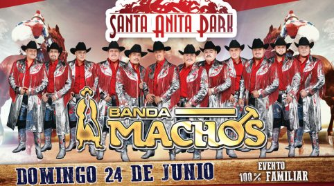 Latin Music Festival featuring Banda Machos