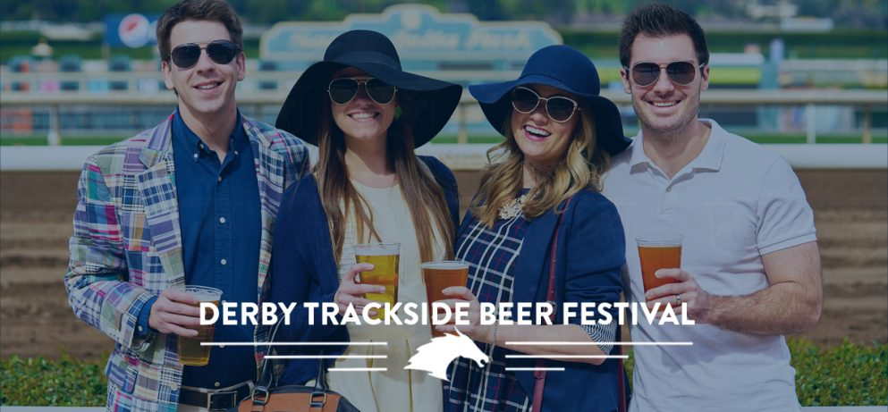 Kentucky Derby Trackside Beer Festival