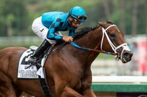 SANTA ANITA SPRINT CHAMPIONSHIP QUOTES – SATURDAY, OCT. 6, 2018
